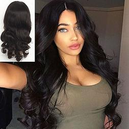 JYL Hair 360 Lace Frontal Wig Pre Plucked Hairline Bleached