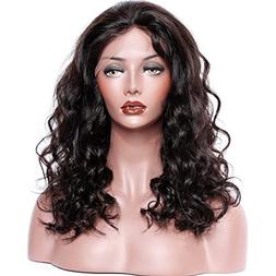 KUN Hair Brazilian Remy Hair Human Hair Lace Front Wigs for