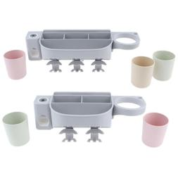 Hair Care Styling Tools Holder for Blow Dryers Brush Organiz