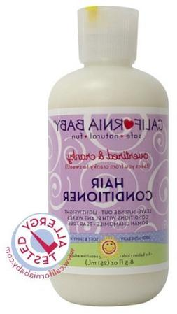 California Baby Hair Conditioner - Overtired & Cranky - 8.5