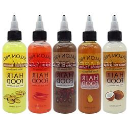 Salon Pro Hair Food Hair & Scalp Treatment Coconut Argan Car