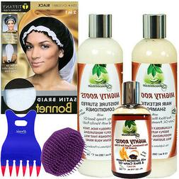 Fountain Mighty Roots Deluxe Hair Growth and Retention Kit F