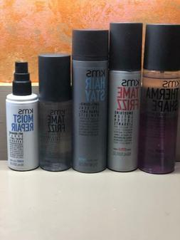 KMS Hair  Products to Control Frizz - SET OF 5 - NEW!!! Grea