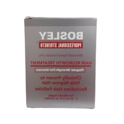 Hair Regrowth Treatment, Regular Strength For Women- Two Mon
