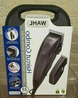 WAHL Haircut Combo Touch-Up Kit Hair Trimmer Clipper Set 23