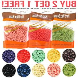 Hard Wax Beads Beans For All Waxing Types Depilatory Hair Re