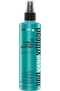 Sexy Hair Healthy Sexy Tri-Wheat Leave-in Conditioner, 8.5 O
