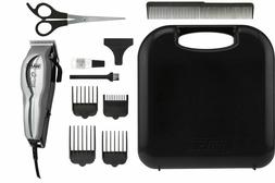Heavy Duty Pet Hair Clipper Grooming Kit Thick Fur Removal C
