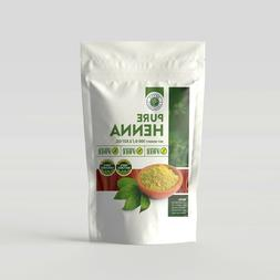 Henna Powder for Hair Dye, Color, Brown, Red | 100 Grams