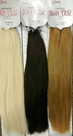 Hollywood 100% Human Hair for Braiding - AMERICAN SILKY HAIR