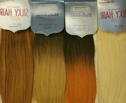 Hollywood 100% Human Hair for Weaving - AMERICAN SILKY HAIR