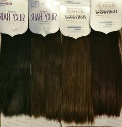 Hollywood 100% Human Hair for Weaving - ITALIAN SILKY HAIR