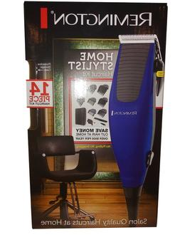 Home Stylist Hair Clippers Trimmer Kit Barber Salon Men Remi