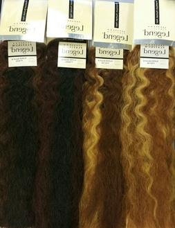 Human Quality Hair for Braiding LEGEND SUPER BULK