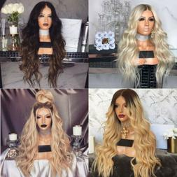 Kinky Curly Synthetic Ombre Hairstyle Blonde Hair For Women