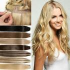 100g Tape In THICK Glue 100% Remy Human Hair Extensions FULL