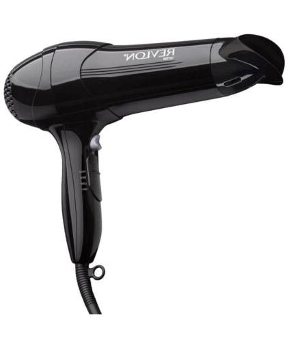 Revlon 1875W Quick Dry Lightweight Hair Dryer Black