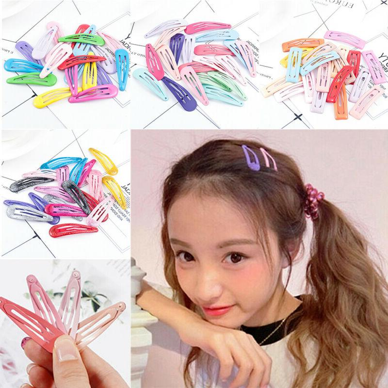 20pcs Clips for Hair Metal