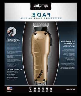 Andis 220V Hair Fade Trimmer 66375 Only