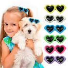 7/14pcs Dog Bows for Small Gogs Girls Hair Clips Pet Groomin
