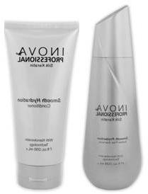 Inova Professional Silk Keratin Shampoo & Conditioner Set -