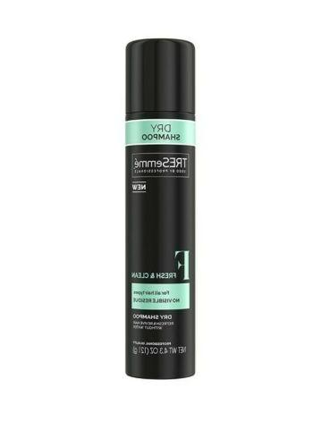 Tresemme Shampoo Dry Fresh & Clean 4.3 Ounce