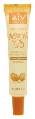 VIA Natural Ultra Care Argan Oil Concentrated Natural Oil 1.