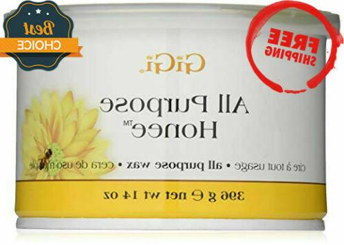 all purpose honee hair removal soft wax