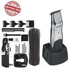 Wahl Beard Rechargeable Trimmer Mustache Clipper Shaver Cord