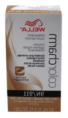 Wella Color Charm Liquid #0911/9N Very Light Blonde