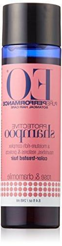 EO Essential Oil Products Conditioner Protective Rose and Ch