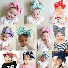 Cute Toddler Bow Headband Hair Band Accessories Headwear For