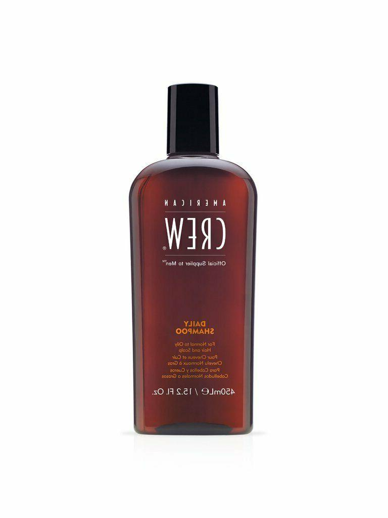 daily shampoo for all hair types 15