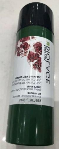 Biolage by Matrix Defining Gel-Cream, Curly Hair, 5 oz