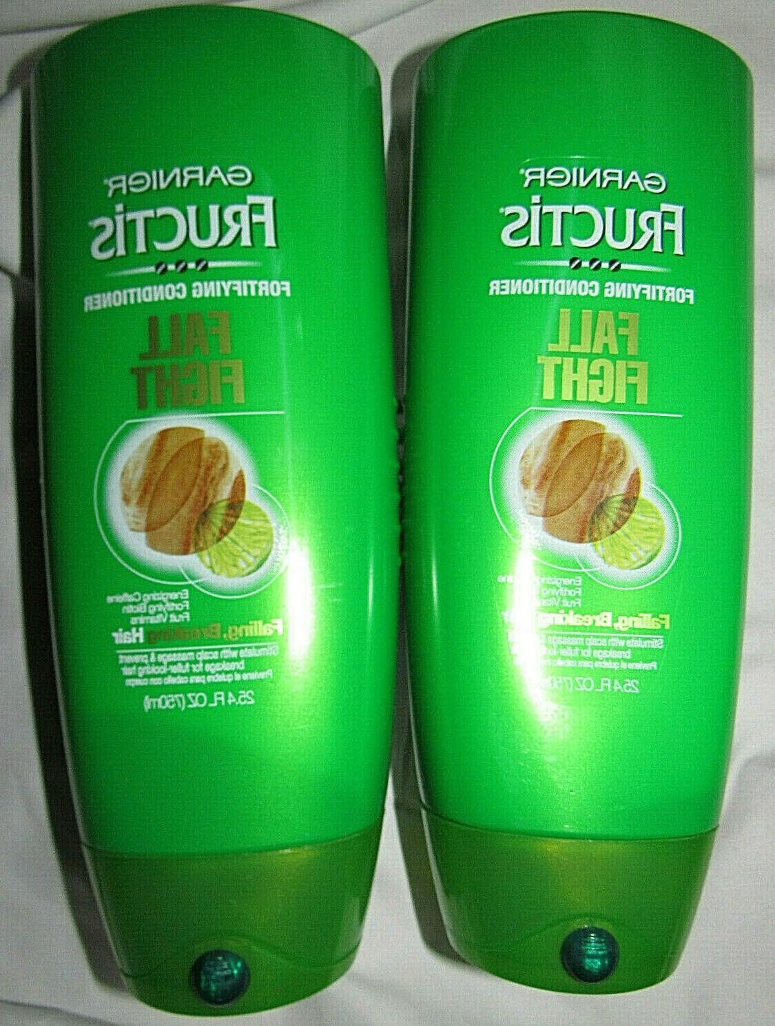 Garnier Fructis Fall Fight Conditioner For Falling Breaking