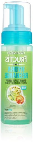 Garnier Fructis Hydra Recharge Moisture Whip Leave-In Treatm