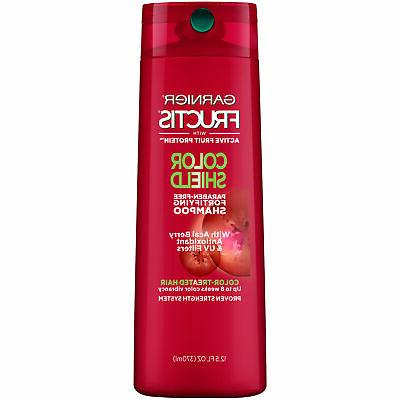 fructis color shield fortifying shampoo for color
