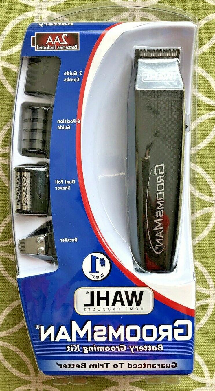 Wahl 5537-3001 Groomsman All In One Trimmer