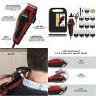 Hair Cutting Clippers Trimmer With Self Sharpening Blade For