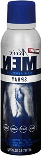 Nair Hair Remover Mens Spray 6 Ounce