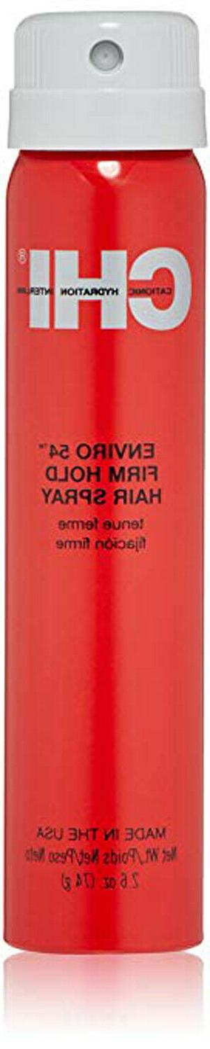 Hair Spray For Unisex 2.6 oz Enriched With Silk Proteins And
