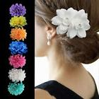 Hairpin Floral Rose Bridal Beauty Flower Hair Clip For Weddi