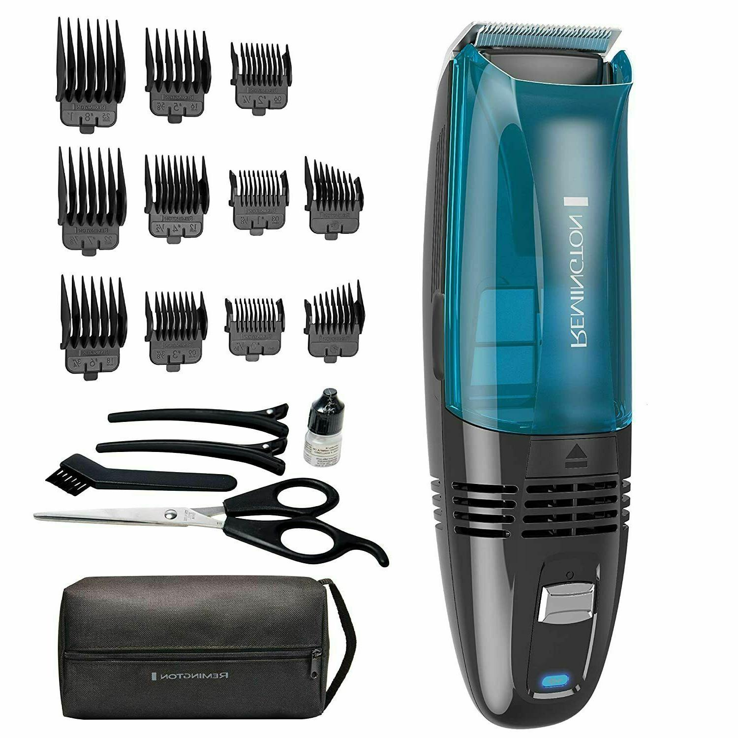 hc6550 cordless vacuum haircut set hair clippers