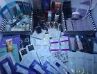 HIGH END HAIR CARE PRODUCT LOT TRAVEL SAMPLE SET VERB DRY BA