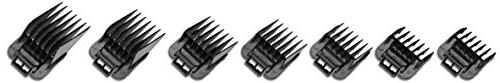 Andis Snap-On Attachment Comb Black