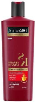 Tresemme Keratin Smooth with Argon Oil Shampoo For Straighte