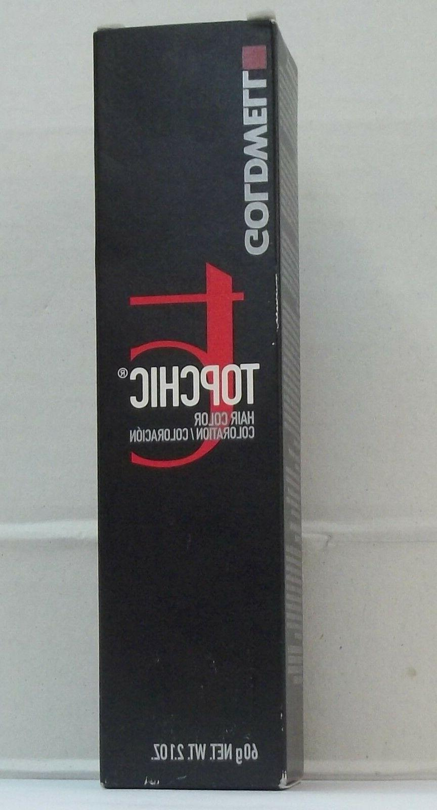 Goldwell TOPCHIC Professional Hair Color TUBES  ~ 2.1 oz!!