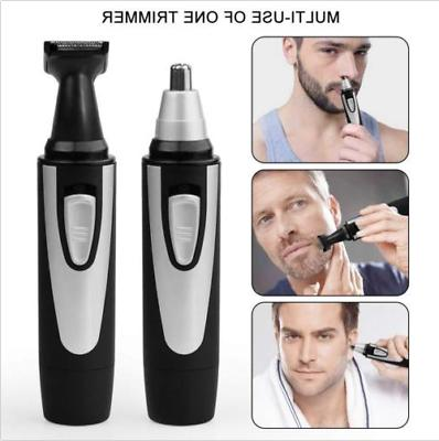 Nose Trimmer Personal Electric Dry
