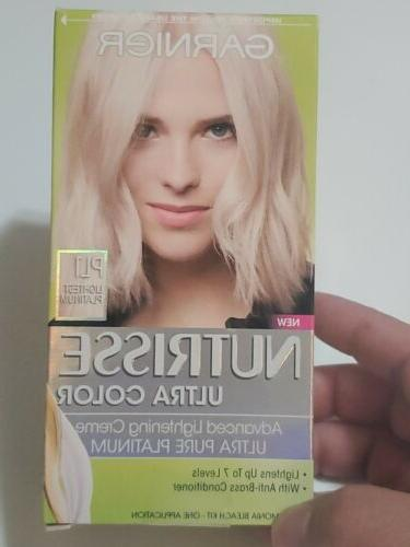 Garnier Nutrisse Ultra Color Advance Lightening Creme, PL1 L