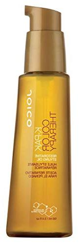 K-Pak Color Therapy Restorative Styling Oil from Joico
